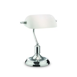 Lawyer Tl1 Cromo banklámpa Ideal Lux -045047-